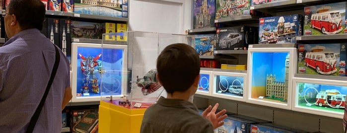 Lego Store México is one of Edwulf : понравившиеся места.