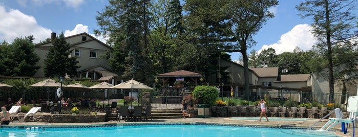 Country Club of the Poconos is one of Locais curtidos por Brian.