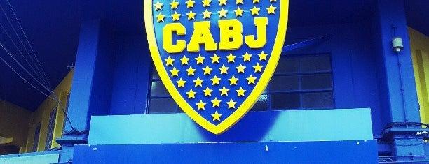 """Estadio Alberto J. Armando """"La Bombonera"""" (Club Atlético Boca Juniors) is one of Sitios Internacionales."""