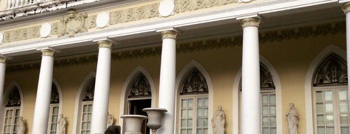 Museu do Estado de Pernambuco is one of Vale a pena conhecer.