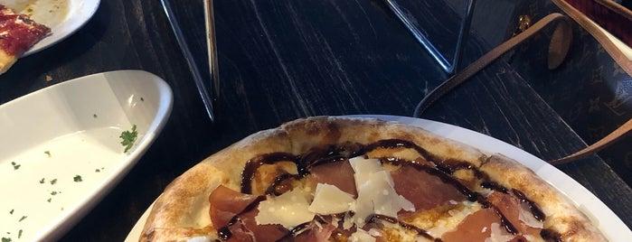 Pizza Rock is one of Viva Las Vegas.