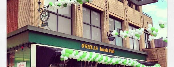 O'Sheas Irish Pub is one of Orte, die Adrián gefallen.