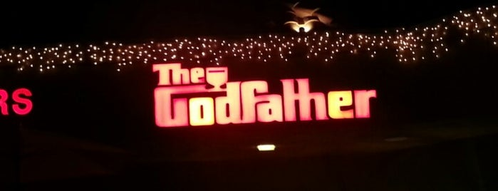 The Godfather Restaurant is one of San Diego Favorites.