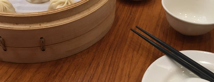 Din Tai Fung 鼎泰豐 is one of Jamesさんのお気に入りスポット.