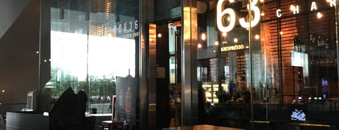 6oz Espresso Bar is one of Jamesさんのお気に入りスポット.