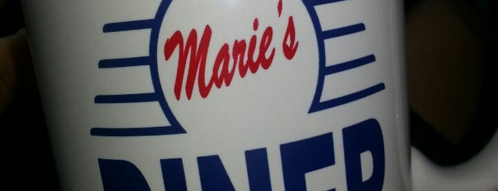 Marie's Diner is one of Near Andrews.