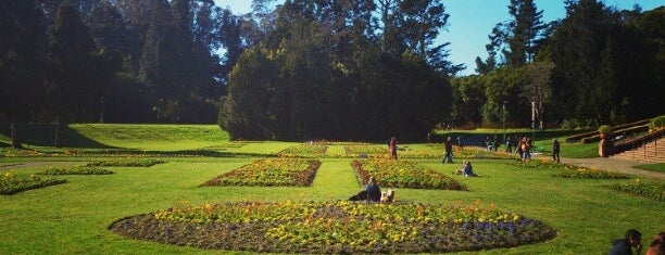 Golden Gate Park is one of My favoite places in USA.