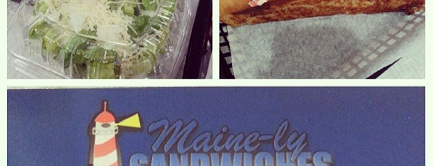 Maine-ly Sandwiches is one of Houston Press 2013 - 100 Favorite Dishes.
