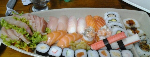 Hokkaido Sushi Bar is one of Fabiana'nın Beğendiği Mekanlar.