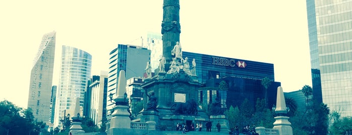 Monumento a la Independencia is one of Ernestoさんのお気に入りスポット.