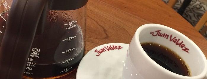 Juan Valdez Café is one of Posti che sono piaciuti a Ernesto.