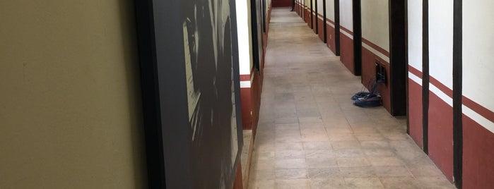 Museo del Carmen is one of Tempat yang Disukai Ernesto.