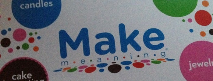 Make Meaning is one of Crafty NYC.