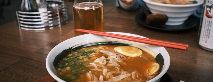 Kayo's Ramen Bar is one of PDX.