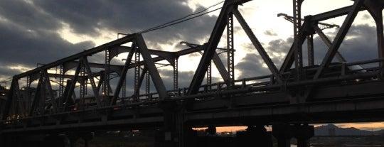 渡良瀬橋 is one of 足利.