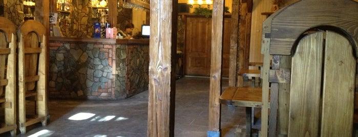 ВК Оксамит / Oksamit Resort is one of Lieux qui ont plu à Elena.