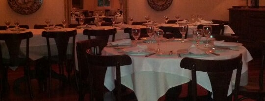 Pomodorino Ristorante is one of A visitar.