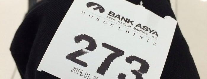 Bank Asya is one of Yunus'un Beğendiği Mekanlar.
