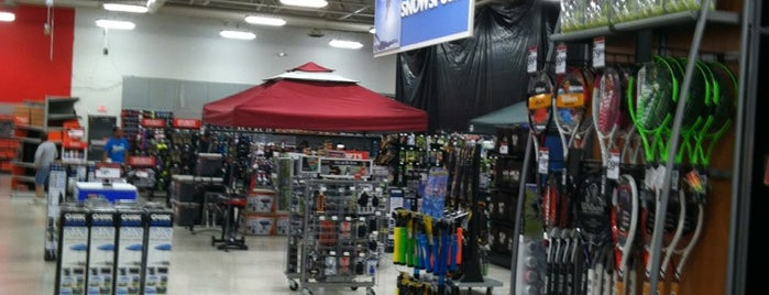 Sports Authority is one of Tempat yang Disimpan a.