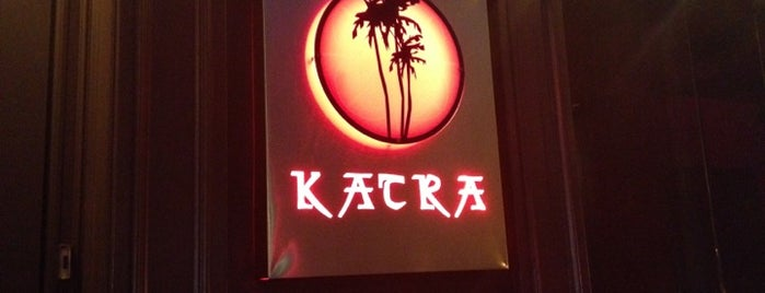 Katra Lounge is one of Orte, die Douglass gefallen.