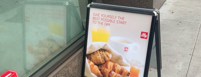illy Caffè is one of 2019 in SF.