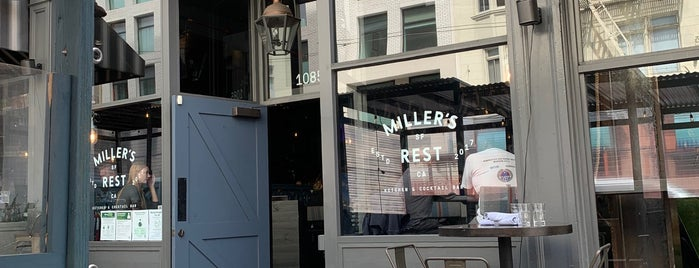 Miller's Rest is one of SF.