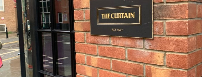 The Curtain is one of London.