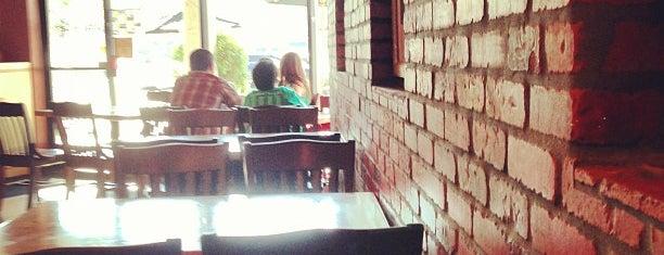 Urbane Cafe is one of Locais curtidos por Isaac.