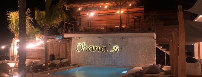 Ohana's is one of Indonesia.