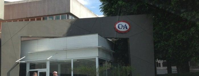 C&A Brasil is one of Rafael : понравившиеся места.