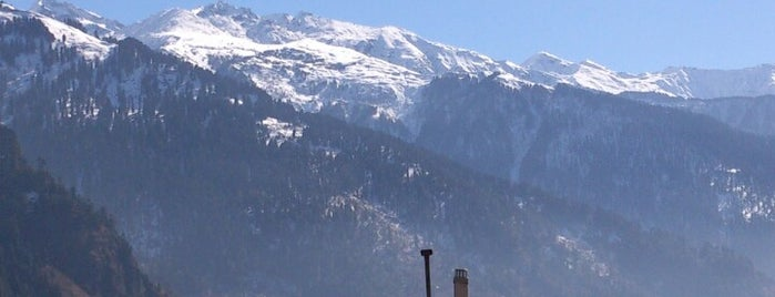 Manali is one of India North.