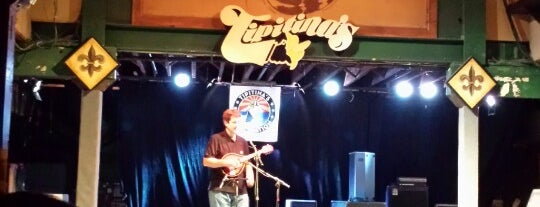 Tipitina's is one of New Orleans, LA.