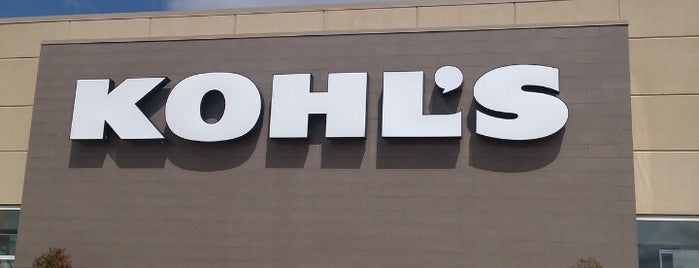 Kohl's is one of Jenさんのお気に入りスポット.