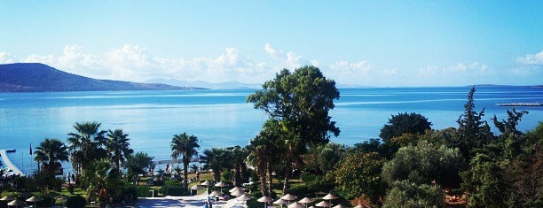 Holiday Resort Hotel Didim is one of Lieux qui ont plu à Seda.