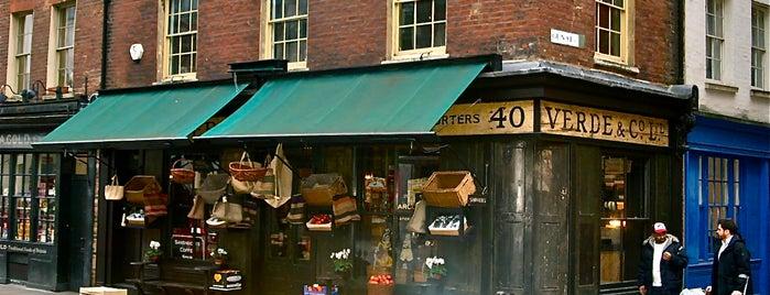 Old Spitalfields Market is one of London.
