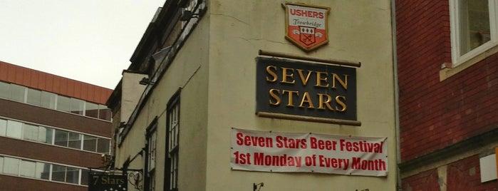 Seven Stars is one of Carl : понравившиеся места.