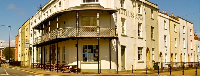 The Louisiana is one of Bristol!.