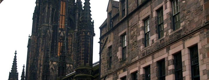 The Hub is one of Edinburgh.