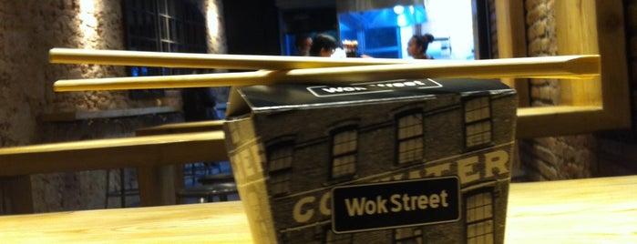 Wok Street is one of สถานที่ที่ Alexander ถูกใจ.