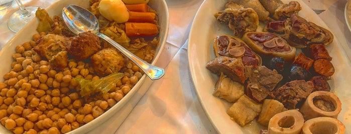 Restaurante La Clave is one of Sugerencias.
