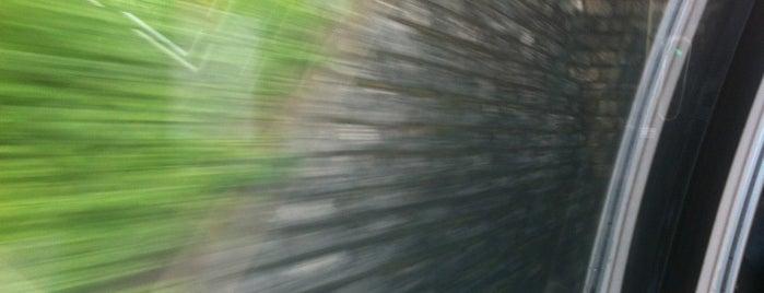 Hauenstein-Basistunnel is one of Orte, die Mich gefallen.