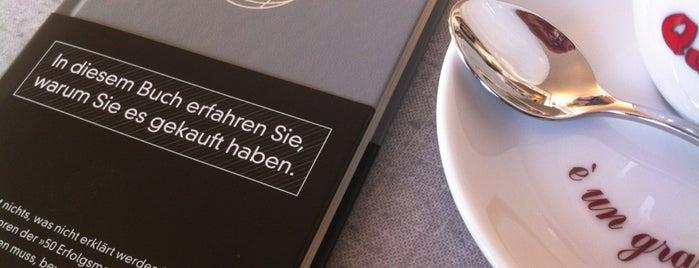 Nasobem Buch- und Kaffeebar is one of Gespeicherte Orte von Sven.