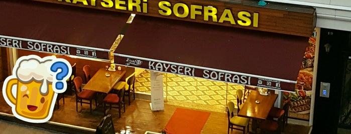 Kayseri Sofrası is one of R.Sema'nın Beğendiği Mekanlar.