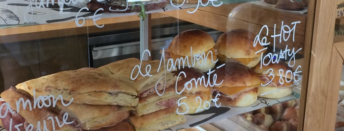 Mamiche is one of Paris.