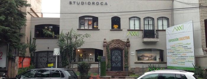 Studio Roca Interiorismo + Mobiliario is one of Orte, die Brenda gefallen.