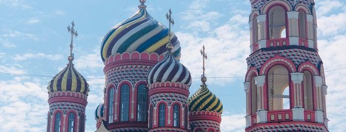 Тамбовский Вознесенский женский монастырь is one of Lieux qui ont plu à Alexandr.
