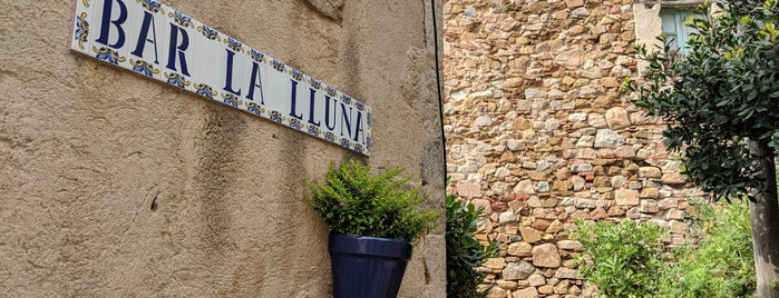 La Lluna is one of Restaurants fora BCN.