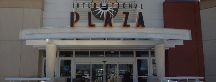 International Plaza and Bay Street is one of Tampa.