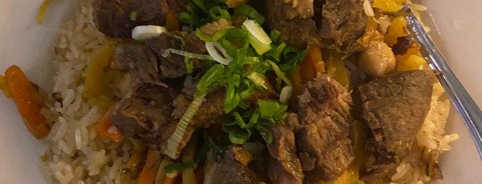 Farida is one of NY Food.