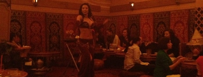 Marrakesh Moroccan is one of Must do dates with Anna.